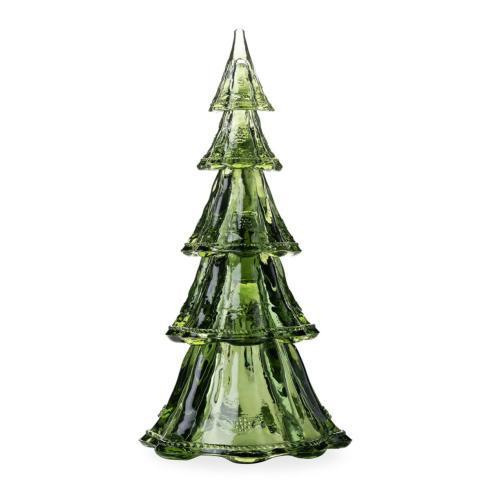 "$295.00 16"" Tree Large Tower Set/5 Evergreen (includes all Tree Tiers)"