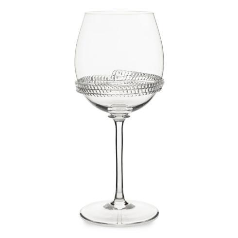 Juliska  Dean Wine Glass $68.00