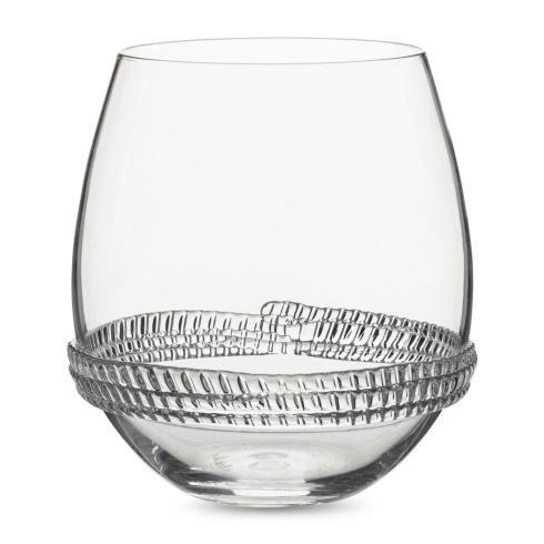 $58.00 Stemless Wine Glass