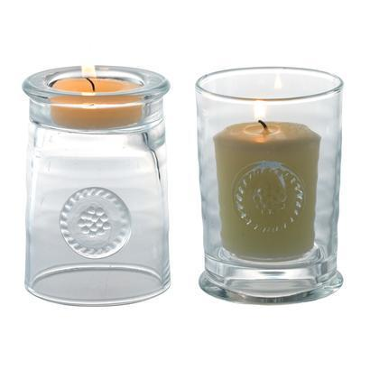 Juliska  Candlelight Votive $22.00