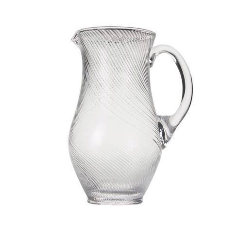 Juliska Everyday Glassware (Hand Pressed) Arabella Pitcher $98.00