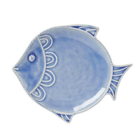 """Fish"" Dessert/Salad Plate"