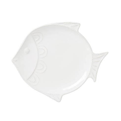 "Juliska Berry & Thread Sea Life ""Fish"" Dessert/Salad Plate $30.00"