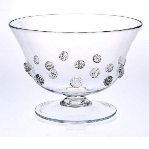 Juliska  Berry & Thread Glassware Berry Md. Revere Bowl $172.00