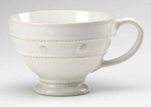 Juliska Berry & Thread Whitewash Breakfast Cup $45.00