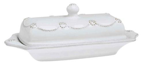 Juliska Berry & Thread Whitewash Butter Dish $68.00