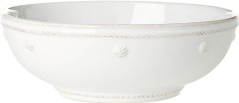 "Juliska Berry & Thread Whitewash 7.75"" Coupe Pasta Bowl $40.00"