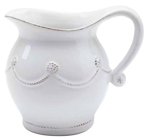 Juliska Berry & Thread Whitewash Creamer $48.00