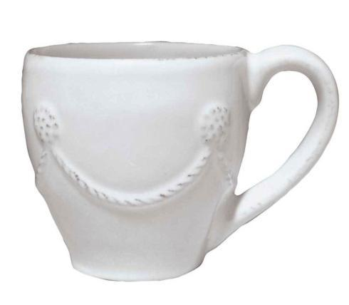 Juliska Berry & Thread Whitewash Demitasse Cup $22.00