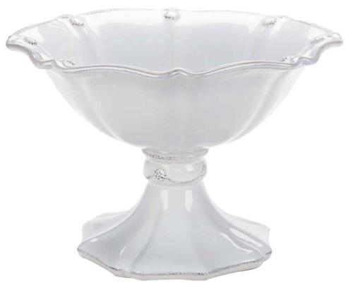 Juliska  Whitewash Footed Compote $118.00