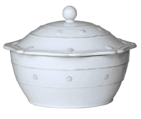 "Juliska Berry & Thread Whitewash 9.5"" Covered Casserole $145.00"