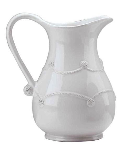 Juliska  Whitewash Pitcher  (Large) $98.00