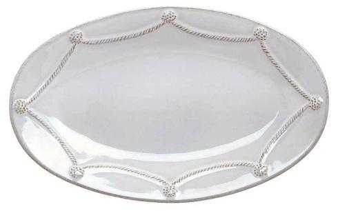 "Juliska Berry & Thread Whitewash 12"" Oval Platter $62.00"