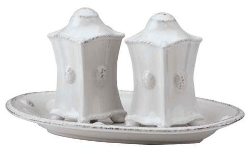 Juliska Berry & Thread Whitewash Salt and Pepper Set $62.00