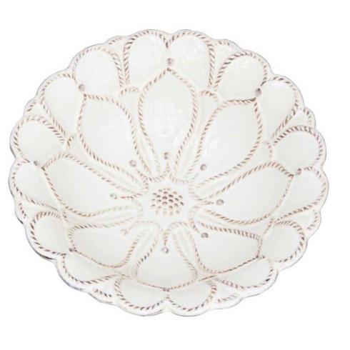 "Juliska Jardins du Monde Whitewash 6"" Blossom Bowl $26.00"