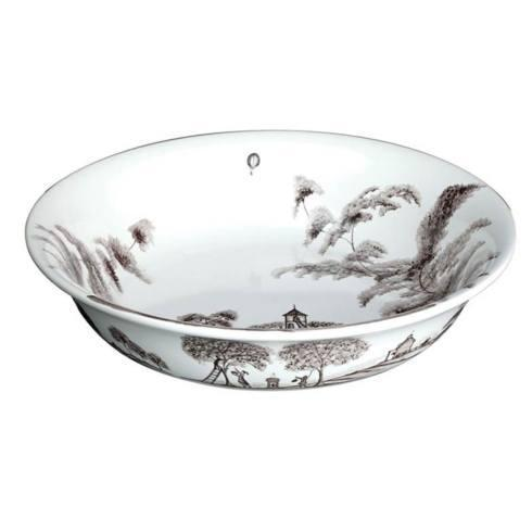 Juliska Country Estate Flint (Brown) Medium Serving Bowl $135.00