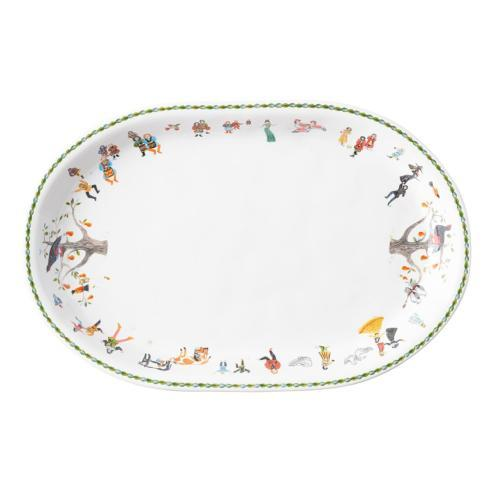 $98.00 Oval Platter (1qt)