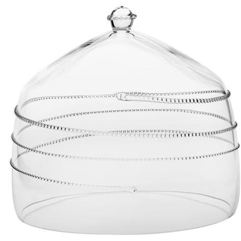 Juliska  Amalia Lg. Cake Dome $298.00