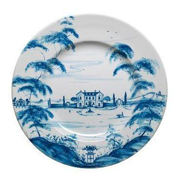 Juliska Country Estate Delft Blue Dinner Plate Main House $54.00
