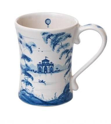 Juliska Country Estate Delft Blue Mug Sporting $44.00