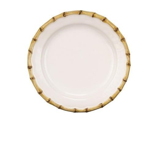 Juliska  Classic Bamboo Natural Dessert/Salad Plate $36.00