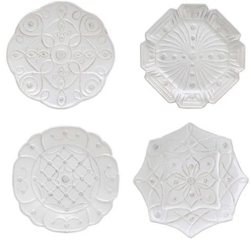 Juliska  Jardins du Monde Dessert Plates (Set of 4) $176.00