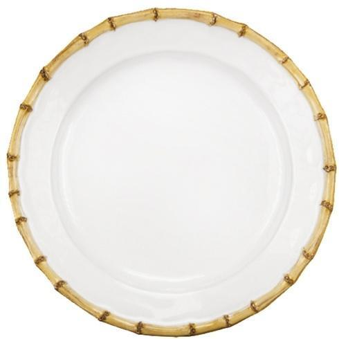 Juliska  Classic Bamboo Natural Dinner Plate $40.00