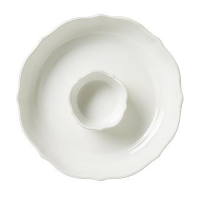 Juliska Berry & Thread Whitewash Chip 'n Dip $98.00