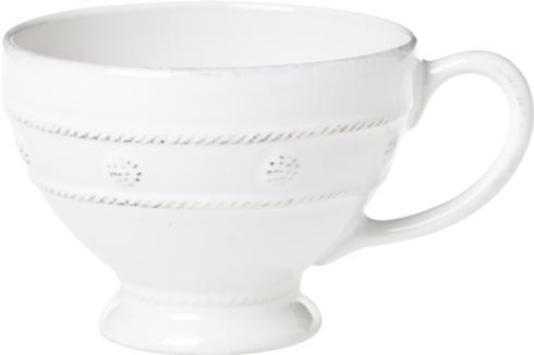 Juliska Berry & Thread Whitewash Breakfast Cup $45.00