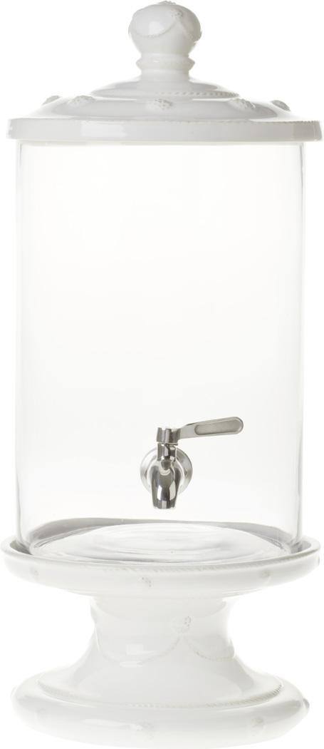 Juliska Berry & Thread Whitewash Beverage Dispenser Set $345.00