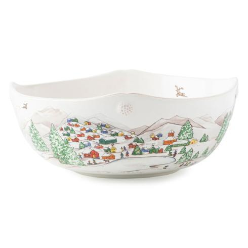 """Juliska  Berry & Thread North Pole 10"""" Serving Bowl (2 qt) $125.00"""