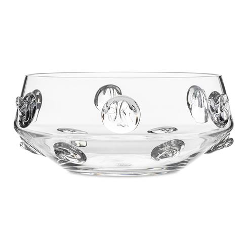 "Juliska  Gallerie Glass 10"" Bowl $165.00"