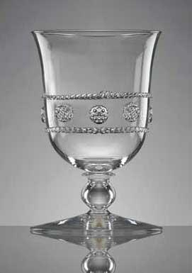 Juliska  Isabella Tulip Footed Water Glass $75.00