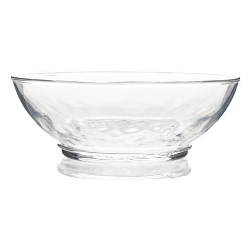 "Juliska  Carine 10"" Bowl Clear $98.00"
