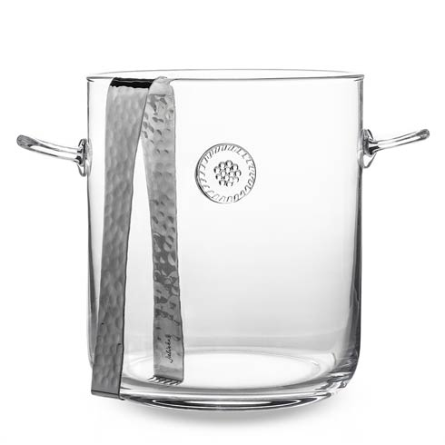Juliska  Berry & Thread Ice Bucket w/ Tongs $120.00