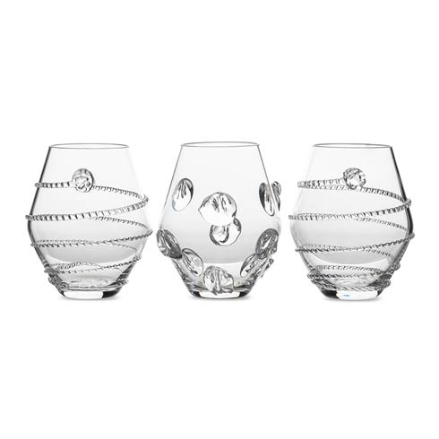 Juliska  Amalia Assorted Mini Vases Set/3 $198.00