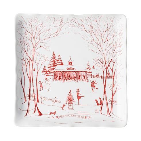 Juliska  Country Estate Winter Frolic Winter Frolic Sweets Tray $68.00