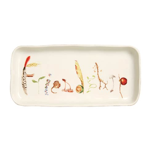 "$48.00 ""Friendship"" Tray"