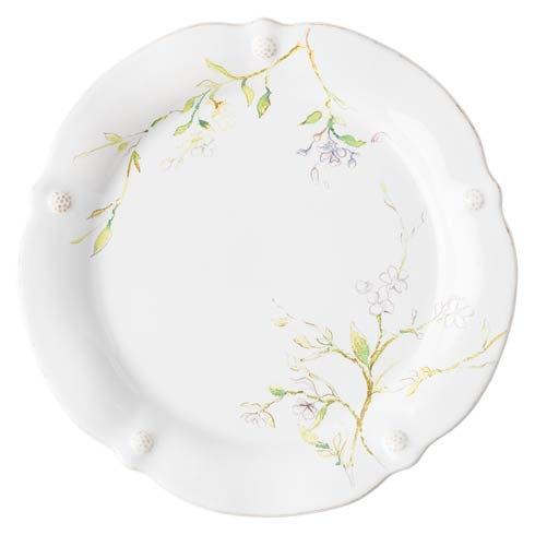 Juliska Berry & Thread Floral Sketch Jasmine Dinner Plate $42.00