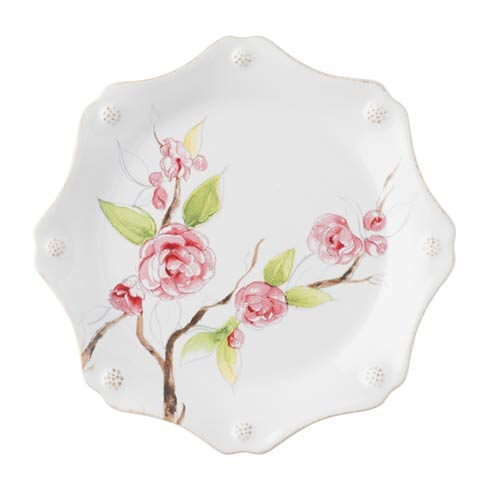 $40.00 Camellia Dessert/Salad Plate
