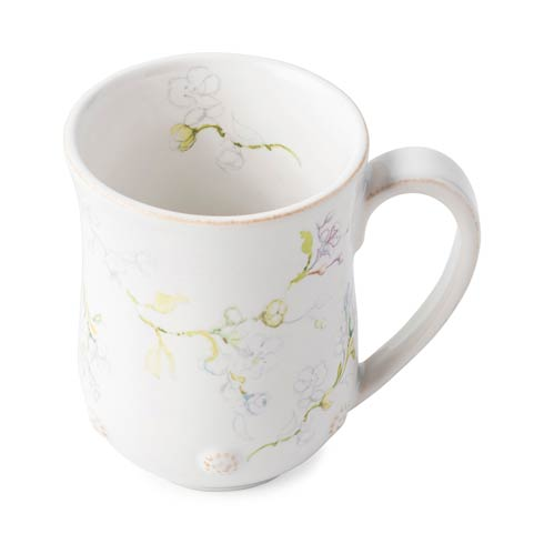 Juliska Berry & Thread Floral Sketch Jasmine Mug $34.00