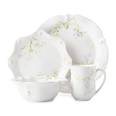 $150.00 Jasmine 4 pc Place Setting