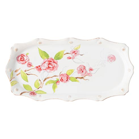 $58.00 Camellia Hostess Tray