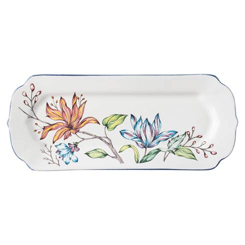 Juliska  Floretta Hostess Tray $78.00