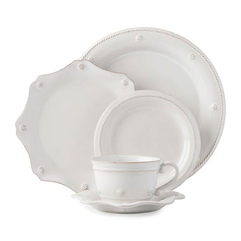 $152.00 5pc Place Setting w/ Tea Cup