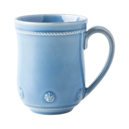 Juliska Berry & Thread Chambray Mug $30.00