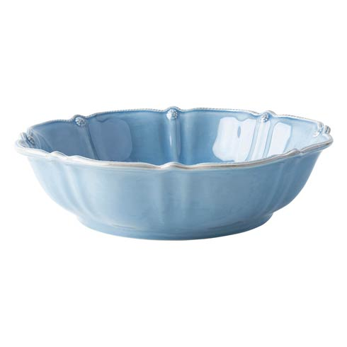 "Juliska Berry & Thread Chambray 13"" Bowl $84.00"