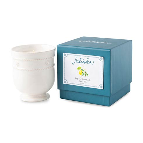 $68.00 Whitewash Candle - Spiced Citrus