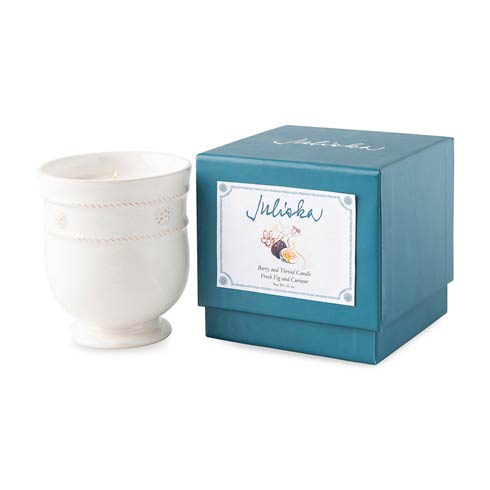$68.00 Whitewash Candle - Fresh Fig & Currant