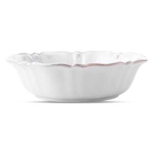 """$62.00 Whitewash 10"""" Serving Bowl"""
